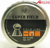 RWS Superfield Pellets (.177)